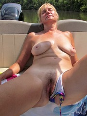 Dissolute mature girlfriends exposing..