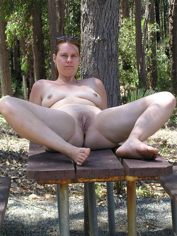 German wife nude