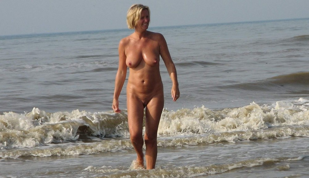 Short Description: : Naked oldies on the Beach.. Back to all pics »