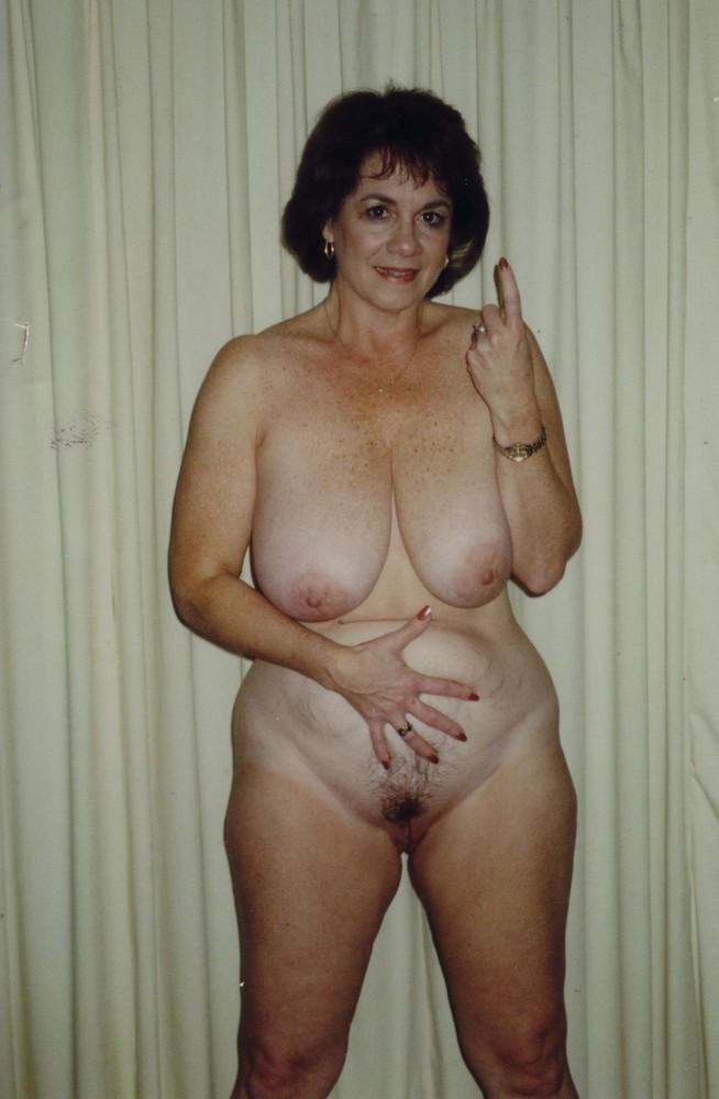 Mature classy nude moms