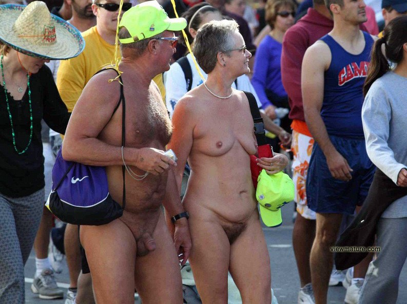 Key west nudist festival